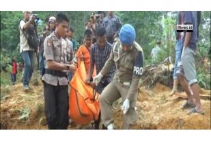 Longsor di Toba Samosir, 14 Korban Berhasil Ditemukan