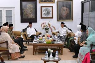 Presiden Jokowi Resmikan Museum Islam Indonesia