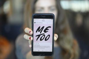 """""""Me Too"""" Terpilih Jadi Kata di Tahun 2018 Versi Kamus Australia"""