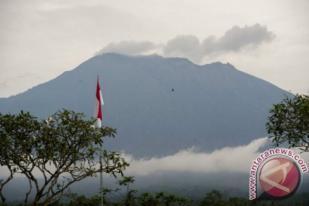 BPBD Bali Imbau Masyarakat Tenang Hadapi Erupsi Gunung Agung