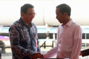 Jokowi Pertimbangkan Temui Ahok, Ma'aruf: Dia Patuh Hukum