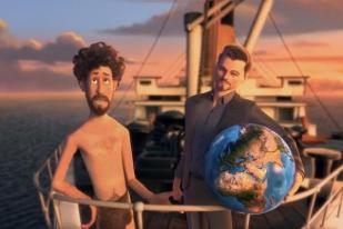 """DiCaprio dan Ariana Grande Bergabung Lil Dicky untuk Video """"Earth"""""""