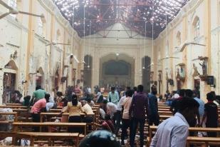 Teror Paskah, Ledakan di 3 Gereja dan 3 Hotel di Sri Lanka