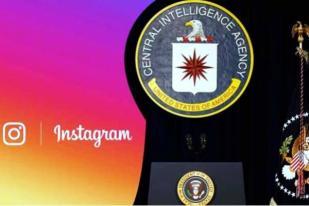 CIA Akan Buka Akun Instagram