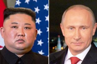 Kim Jong Un dan Putin Akan Bertemu 25 April