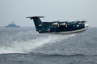 Jepang Tawarkan Indonesia Pesawat Amfibi