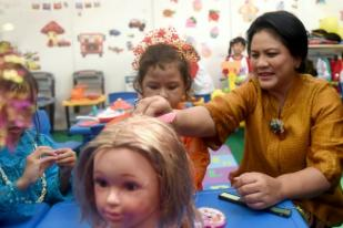 Ibu Negara Iriana Minta Kualitas Pendidik PAUD Ditingkatkan