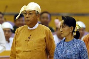 Hina Presiden Myanmar di Facebook, Seorang Pria Dipenjara