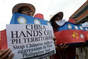 Rakyat Filipina Lebih Pilih Bantuan AS Ketimbang Tiongkok
