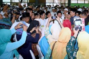 Presiden Jokowi: Banyak Orang Pintar Tapi Senangnya Mungli