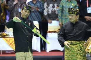 Presiden Jokowi Dorong Pencak Silat Mendunia