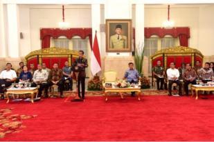 Presiden Apresiasi Semua Pihak Sukseskan Acara Tingkat Dunia