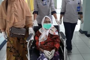 Rahasia Nenek 105 Tahun Asal Surabaya Sembuh Dari COVID-19