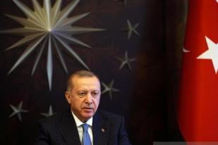 Erdogan Tetapkan Hagia Sophia Jadi Masjid, Ibadah 24 Juli
