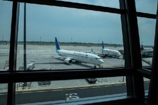Jokowi: Bandara Internasional Berpotensi Jadi Hub-Super Hub