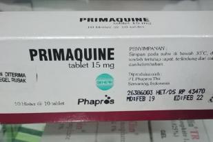 Mimika Akui Stok Obat Malaria Primaquine Hingga September