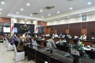 Jokowi: Urusan Kesehatan dan Ekonomi Sama Pentingnya