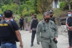 Polisi: Delapan DPO MIT Poso Lakukan Kekerasan Sigi