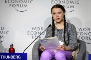 Pelajar dan Aktivis Iklim Greta Thunberg Raih Hadiah Prix Liberté