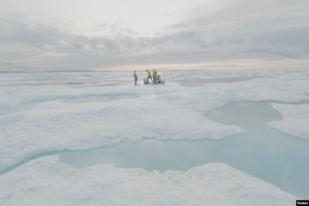 Pakar: Salju di Arktika Mengandung Mikroplastik dalam Jumlah Besar