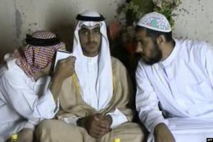 Gedung Putih Pastikan Putra Osama bin Laden, Hamza Tewas