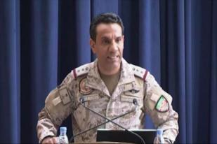 Penyelidikan Koalisi Arab: Senjata dari Iran