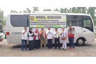 Udara Bersih untuk Warga Kalteng