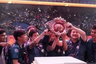 Indonesia Juara Dunia Mobile Legends M1 World Championship