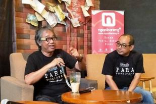 Teater Gandrik Siap Pentas Lakon Para Pensiunan di Surabaya