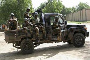 Teroris Serang Pasukan Niger, 60 Tewas