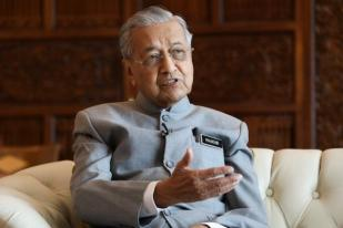 Mahathir: Sanksi AS terhadap Iran Melanggar Piagam PBB