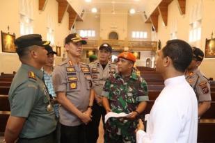 Jemaat Bala Keselamatan Kuwali Kesulitan Rayakan Natal Karena Banjir