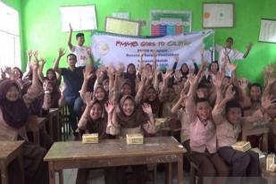 Pelajar SD Geopark Kampanyekan Perilaku Antisampah Plastik