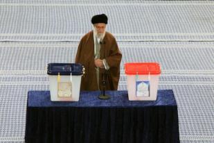 Garis Keras Memenangi Pemilu Iran dengan Tingkat Partisipasi Rendah