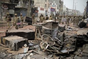 Pemimpin Kristen India Kecam Kerusuhan yang Tewaskan 38 Orang