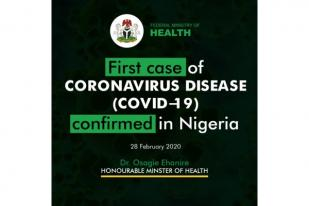 "WHO Sebut Wabah Virus Corona ""Semakin Besar"" Setelah Muncul di Nigeria"