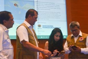 Terjadi 652 Bencana di Seluruh Indonesia