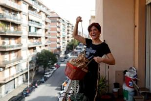 Italia Perpanjang Karantina Wilayah Hingga Paskah April