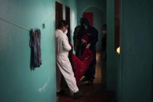 WHO: Amerika Latin sebagai Pusat Baru Wabah COVID-19