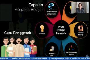 Kemendikbud Buka Pendaftaran Guru Penggerak