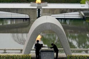 75 Tahun Serangan Bom Atom Hiroshima