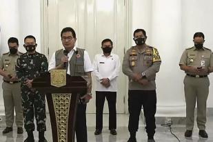 Lima Kegiatan Tidak Diperbolehkan Selama PSBB Jakarta