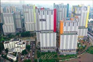 Warga Terus Berdatangan, Flat Isolasi Mandiri Tower 5 Terisi 91%
