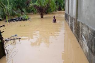 Banjir dan Tanah Longsor Landa Enam Kecamatan di Aceh