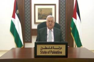 Palestina Minta PBB Selenggarakan Konferensi Perdamaian Tahun Depan
