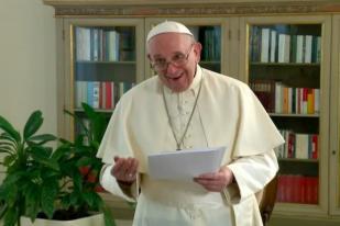 Paus Fransiskus Ajak Lawan Makin Rusaknya Multilateralisme
