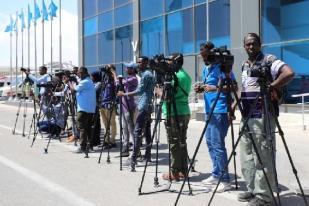 PWI Ingatkan Wartawan Agar Menjaga Jarak Selama Pilkada