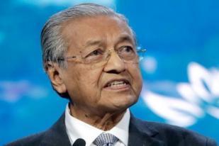 Twitter Hapus Pesan Mahathir Muhammad tentang Membunuh Jutaan Orang Prancis
