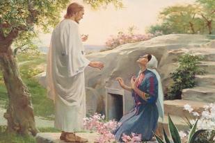 Teguh dalam Kasih, Serahkan Kesedihan kepada Tuhan