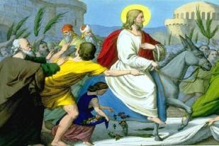 Yesus, Raja Kemuliaan Yang Menyelamatkan